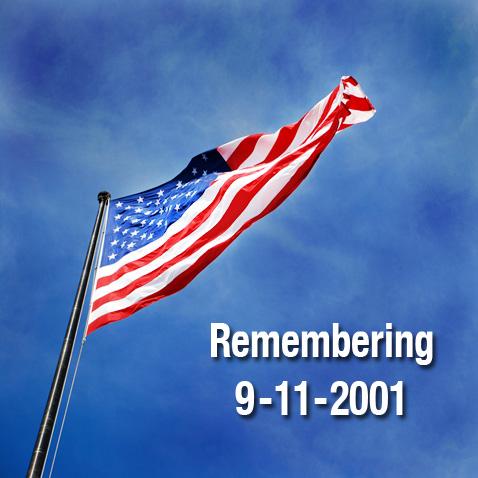 Remember 9-11-2001