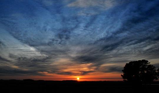 new sunrise