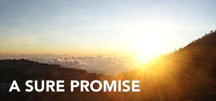 A Sure Promise
