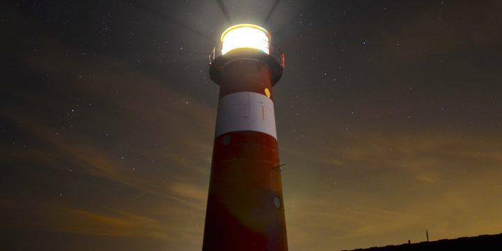 Shining Like Bright Lights