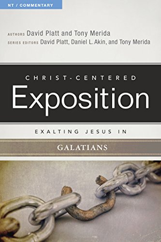 Exalting Jesus in Galatians